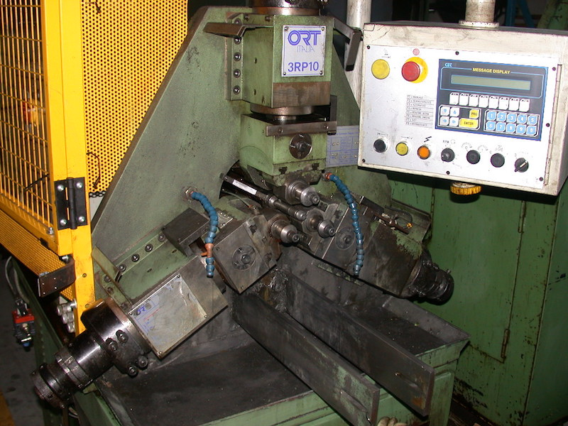 ASPE M25.2T nut tapper