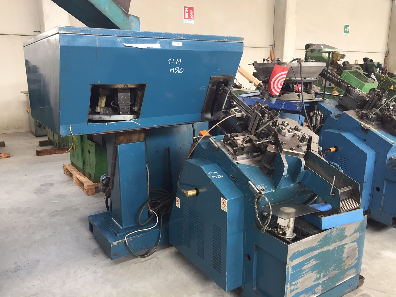 SASPI GV6-50 thread roller